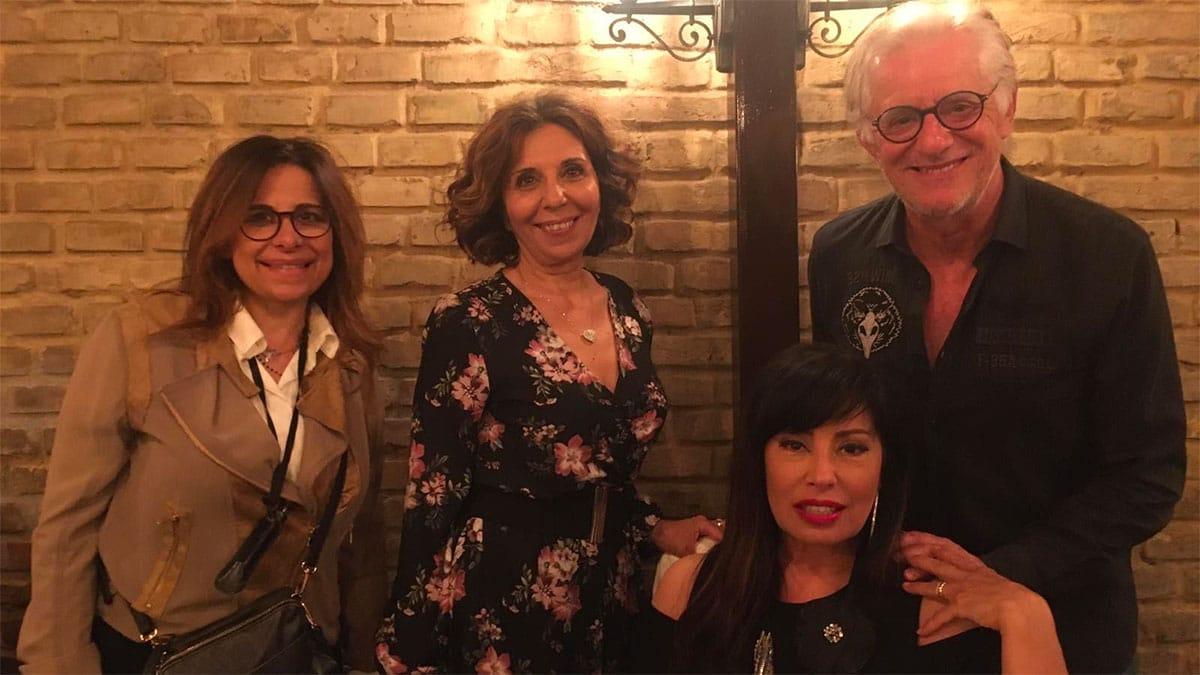 Daniela Leuci, avvocato Rita Neri, Franco Oppini e Ada Alberti