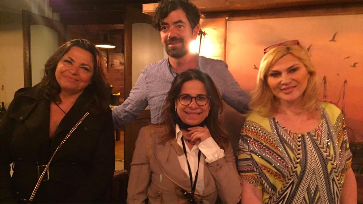 Francesca Alotta, Butinar, Daniela Leuci e Nadia Rinaldi