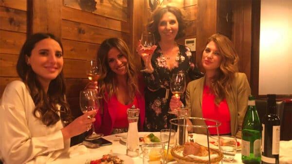 L' Avvocato Rita Neri Con Roberta Morise, Angela Tuccia e Jasmine Loscrudato