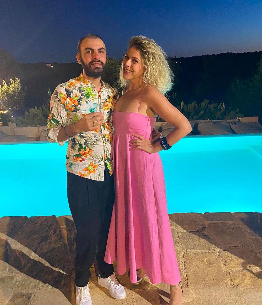 Giuseppe Zaccaria e Diletta Bonnie della Zaccariacommunication