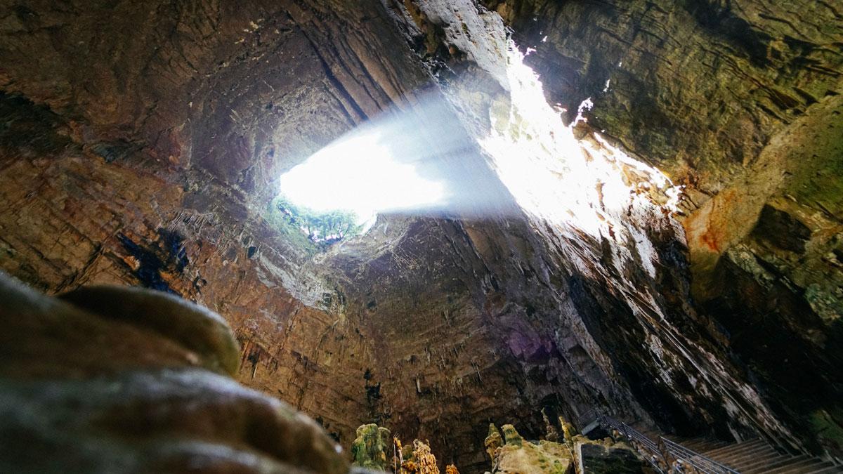 Le Grotte di Castellana (Bari)