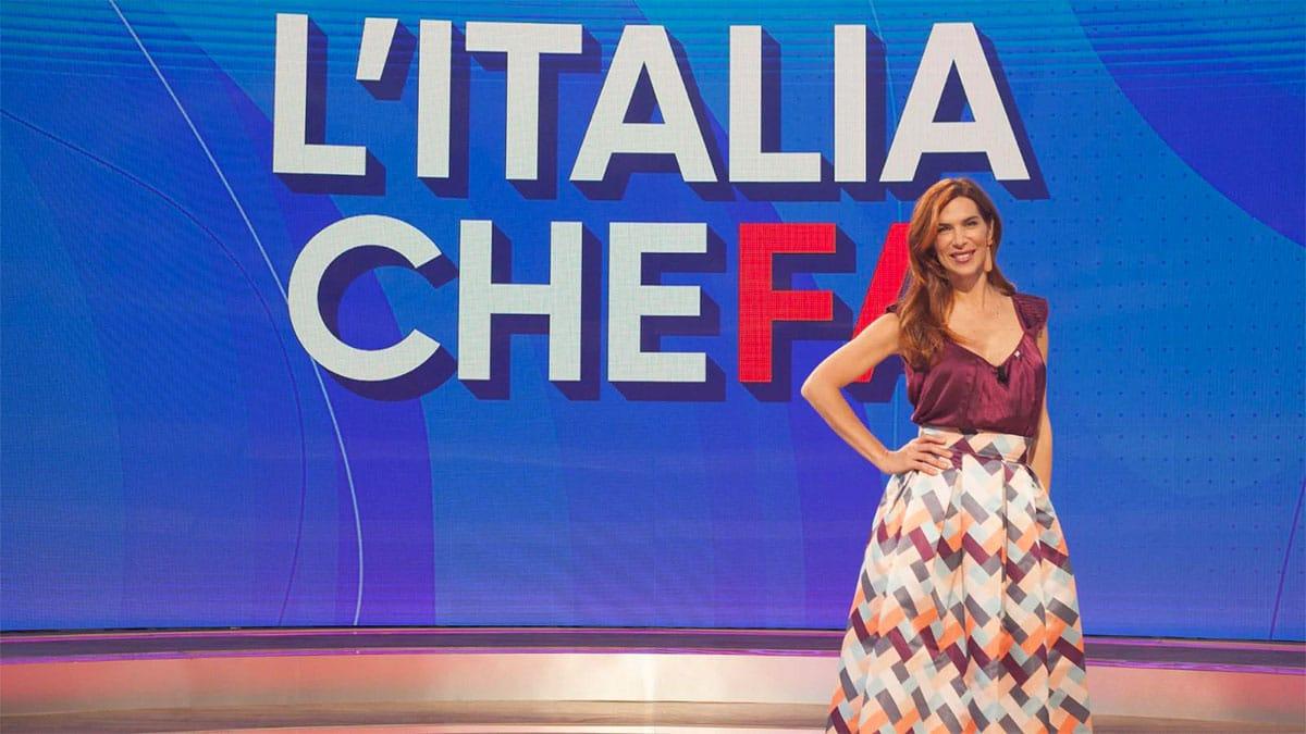 L'Italia che fa con Veronica Maya