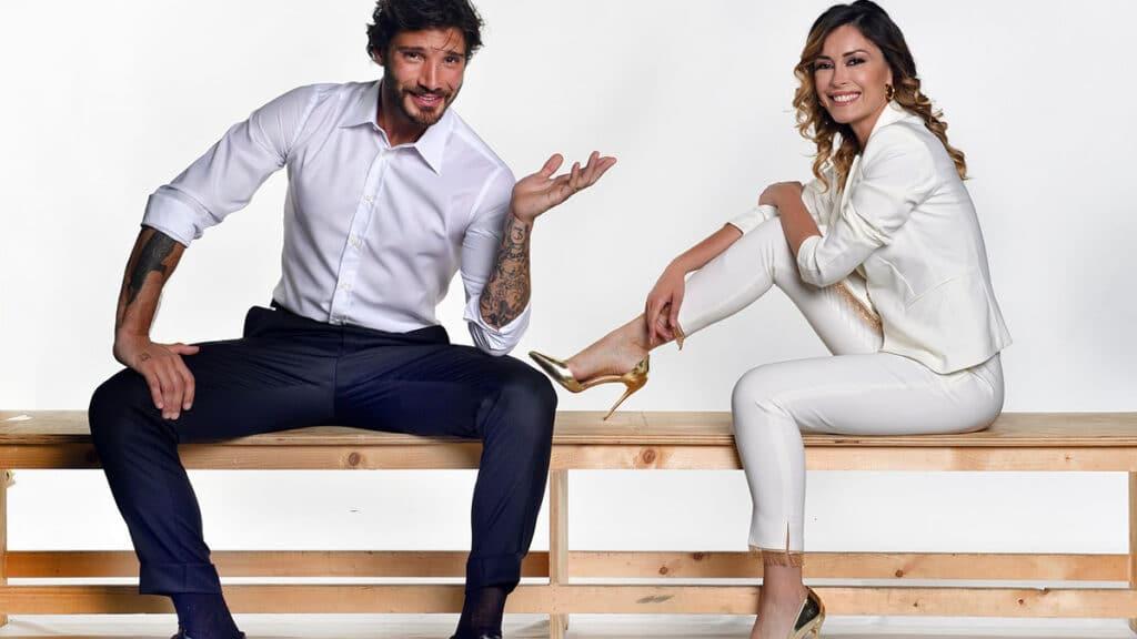 Made in Sud, Stefano De Martino e Fatima Trotta - FOTO Claudio Porcarelli
