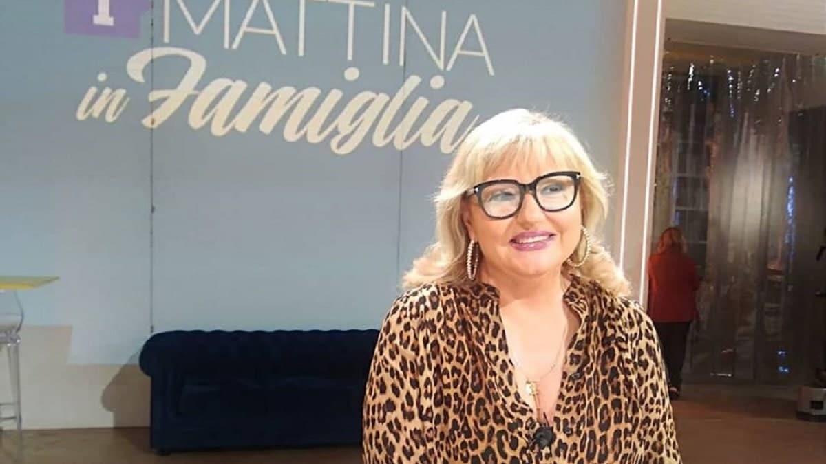 Monica Setta e il suo nuovo look