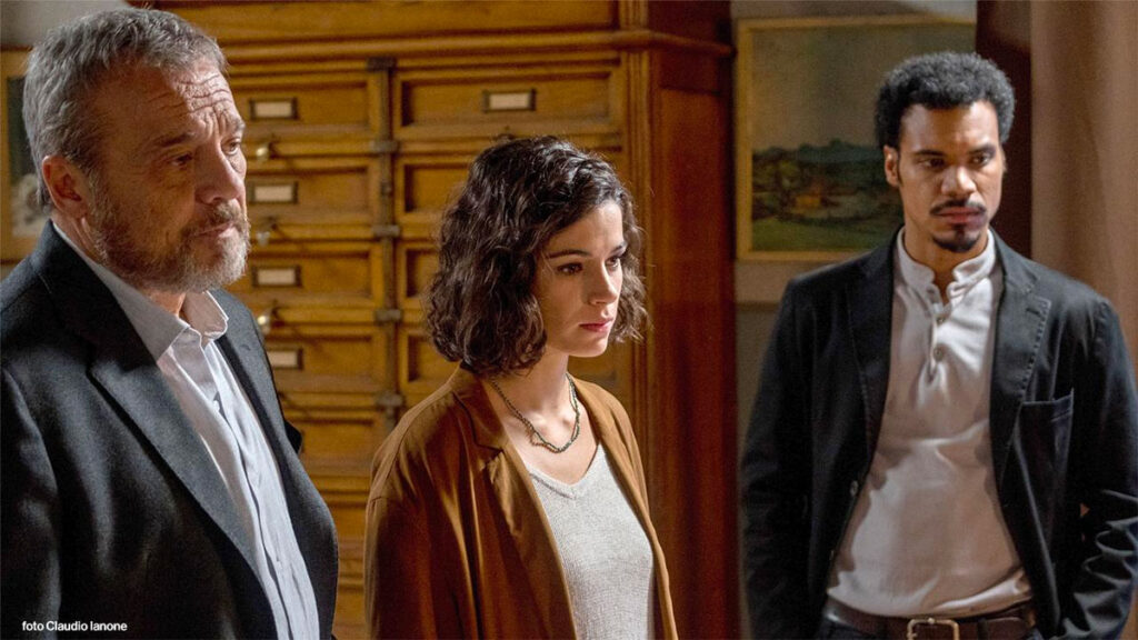 Nero a metà, la fiction di Rai1 con Claudio Amendola