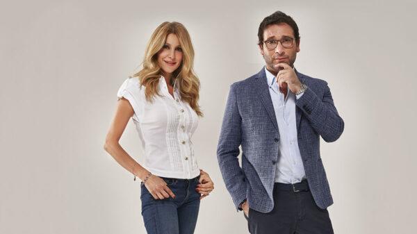 Ogni Mattina, su Tv8, con Adriana Volpe e Alessio Viola
