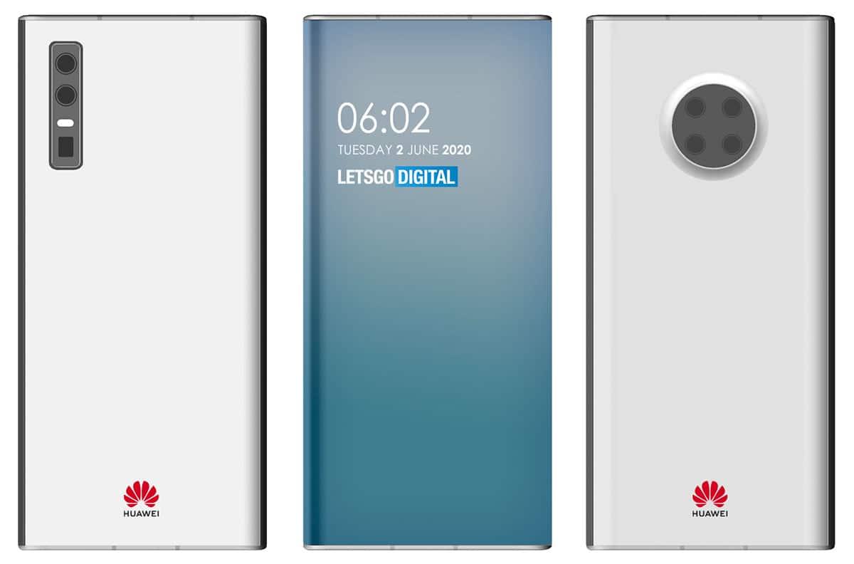 smartphone huawei - Smartphone Huawei con fotocamera sotto lo schermo