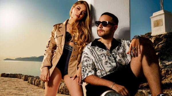 Rocco Hunt e Ana Mena