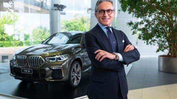 Massimiliano Di Silvestre, Presidente e Amministratore Delegato BMW Italia SpA