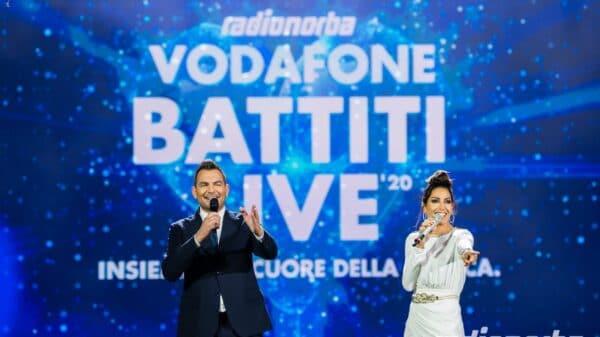 Battiti Live 2020 - Alan Palmieri ed Elisabetta Gregoraci