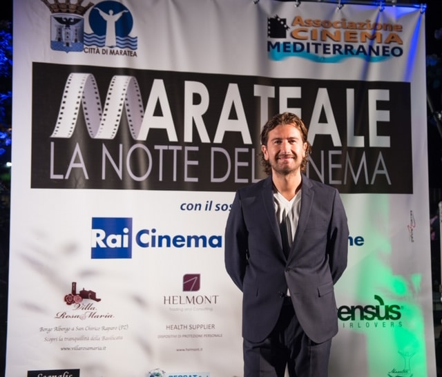 Alessandro Siani a Marateale 2020