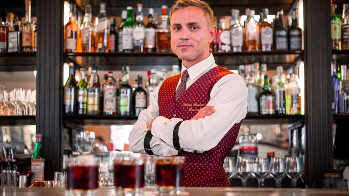 Alessio Giovannesi - Il drink DAISY GIN FACTORY di Alessio Giovannesi