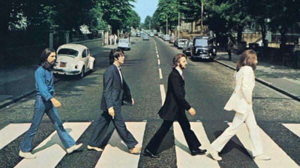 beatles 600x337 - I cantanti inglesi più amati in Italia