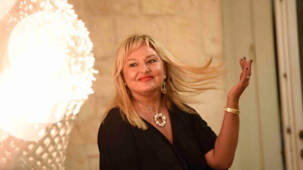Monica Setta, foto Ignazio Salicati