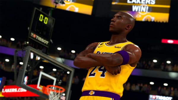 demo nba 2k21 600x337 - Disponibile la demo di NBA 2K21