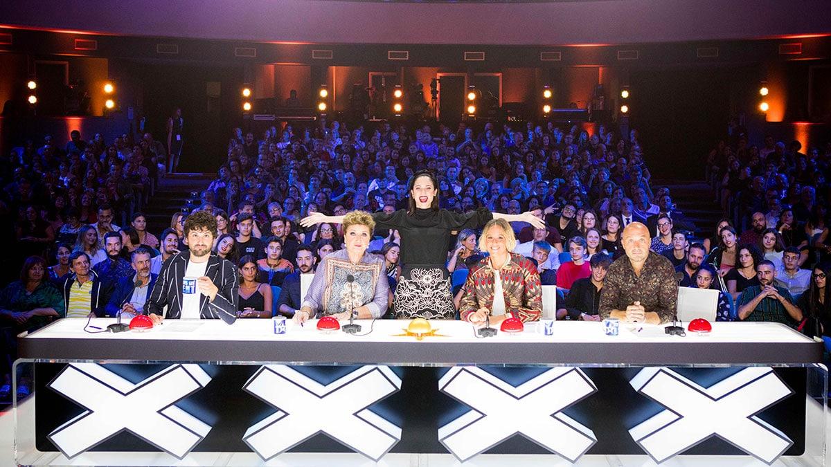 Giuria Italia's Got Talent