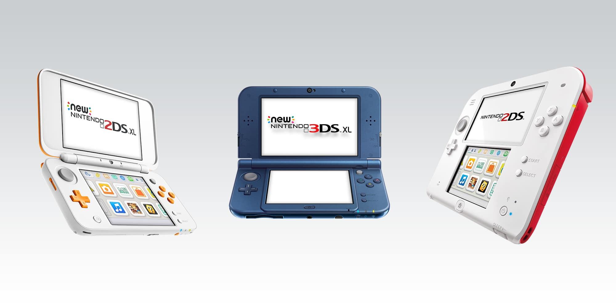 3DS Family - Nintendo 3DS addio: stop definitivo alla produzione