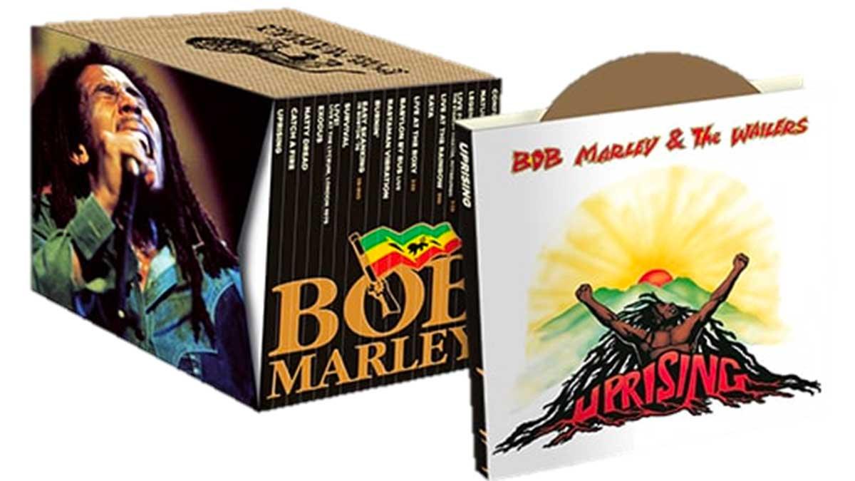 Bob Marley - In edicola la discografia di BOB MARLEY