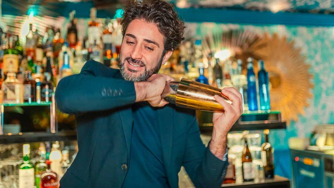 Christian Sciglio copatron Morgana Lounge Bar Taormina 11 1100x619 - LATIN HOREADA il drink di Christian Sciglio del Morgana Lounge Bar di Taormina
