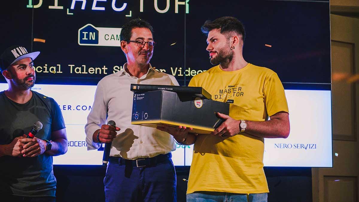 Nikon Master Director 1° classificato Marco DAzzo - NIKON MASTER DIRECTOR 2020: vince Marco D'Azzo