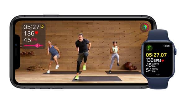 apple fintess plus 600x337 - Apple Fitness +, una palestra a portata di smartwatch