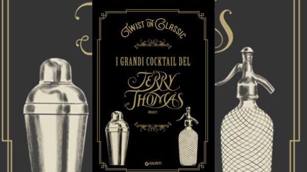 "copertina Twist on classic libro JERRY THOMAS SPEAKEASY 600x337 - ""Twist on classic – I grandi cocktail del Jerry Thomas Project"""