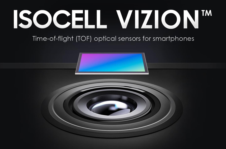 samsung isocell vizion 3d tof sensor - Sensore 3D ToF Samsung ISOCELL Vizion per Galaxy S21