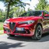 """Alfa Romeo Stelvio Quadrifoglio 100x100 - Alfa Romeo Stelvio Quadrifoglio nominato """"SUV dell'anno"""""""