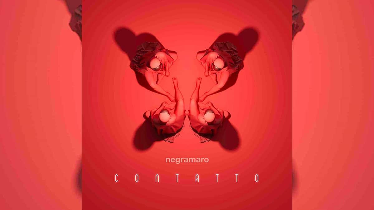 CONTATTO COVER ALBUM  - Contatto: ecco la cover del nuovo album dei Negramaro