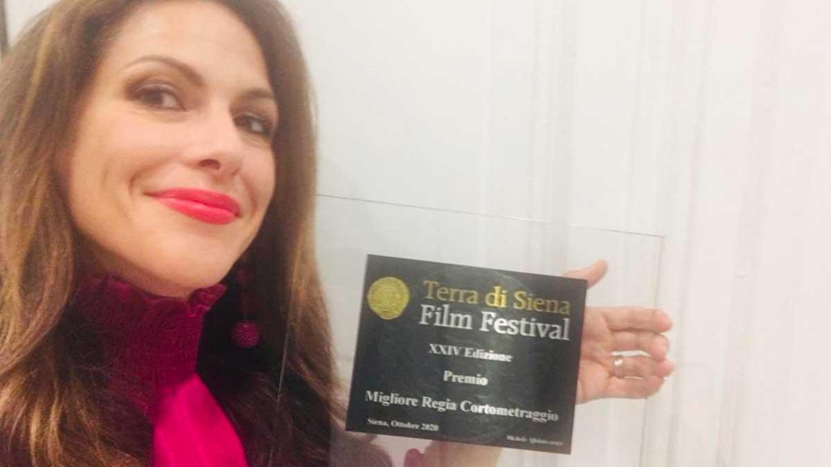 Terra di Siena International Film Festival - Janet De Nardis protagonista del Terra di Siena International Film Festival