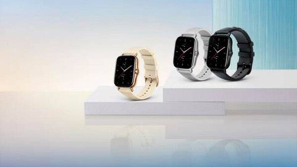 amazfit smartwatch 600x337 - Amazfit GTR 2 e Amazfit GTS 2: le caratteristiche degli smartwatch