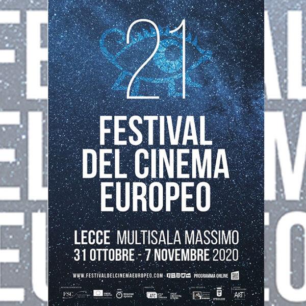 festival cinema europeo lecce 2020 600x600 - Confermatala XXI edizione del Festival del Cinema Europeo