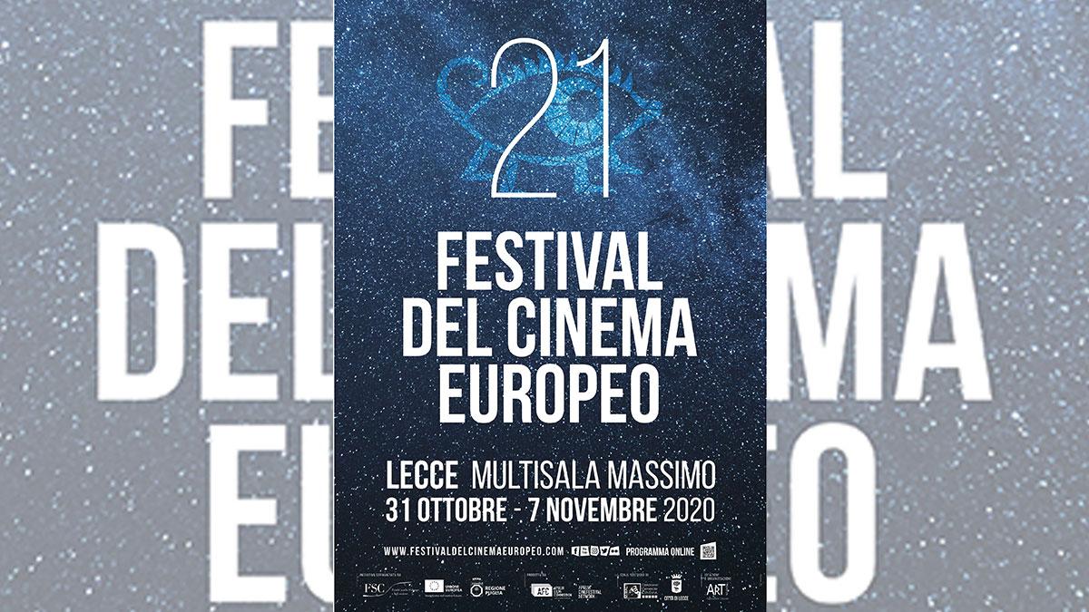 festival cinema europeo lecce 2020 - Confermatala XXI edizione del Festival del Cinema Europeo