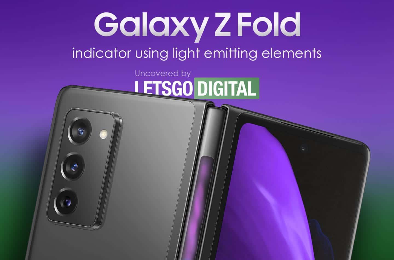 samsung galaxy z fold 3 - Samsung Galaxy Z Fold 3 potrebbe avere un indicatore sulla cerniera