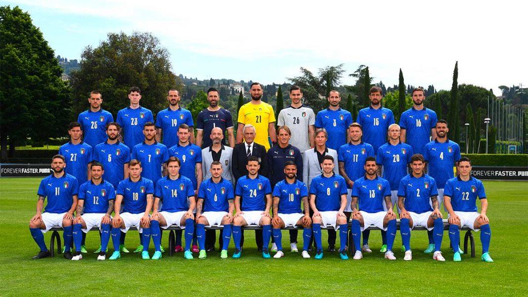 La Nazionale Italiana - Credits: Getty for Figc
