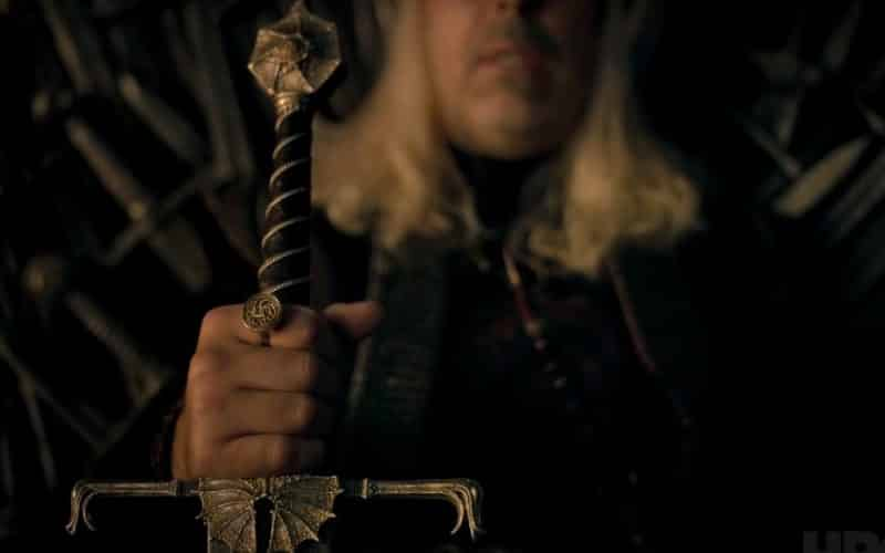 Re Viserys Targaryen in House of the Dragon