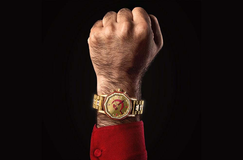 Piccole Cose - Comunisti col Rolex