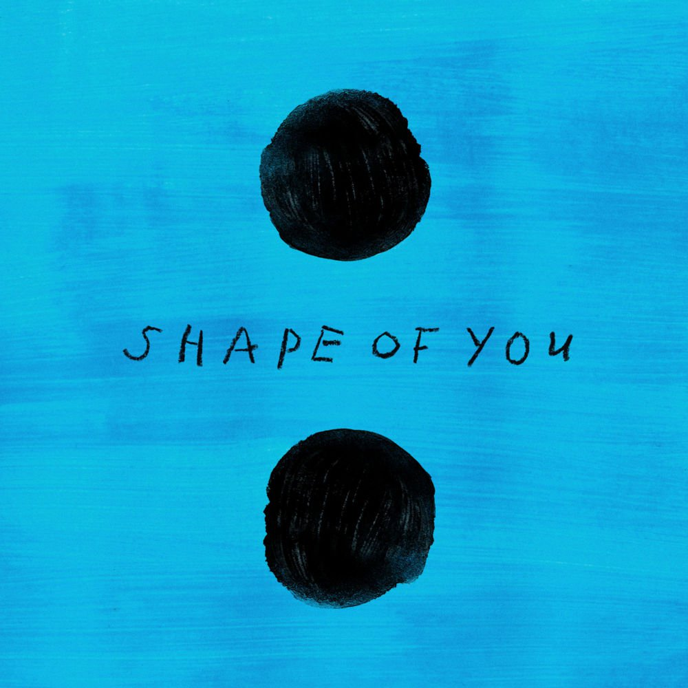 Shapes of you -