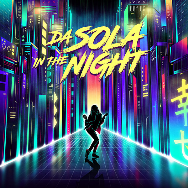 Da sola / In the Night (feat. Tommaso Paradiso & Elisa) -