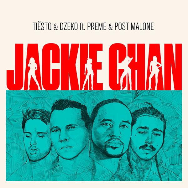Jackie Chan (feat. Preme & Post Malone) -